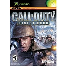 XBX: CALL OF DUTY FINEST HOUR (COMPLETE)